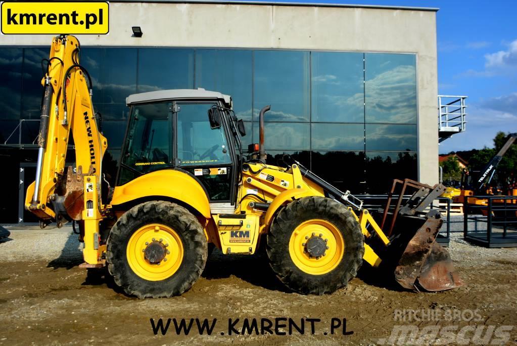 New Holland B 115 B JCB 3CX 4CX CASE 695 KOMATSU WB 93 97