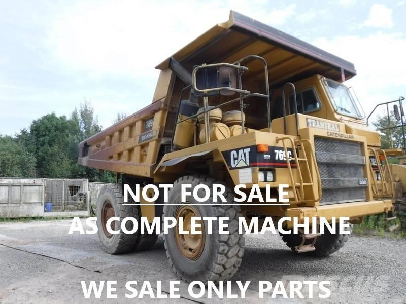 Caterpillar DUMPER 769C ONLY FOR PARTS