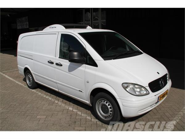 used mercedes benz vito 109 cdi koel vries other year 2009 price 12 101 for sale mascus usa. Black Bedroom Furniture Sets. Home Design Ideas