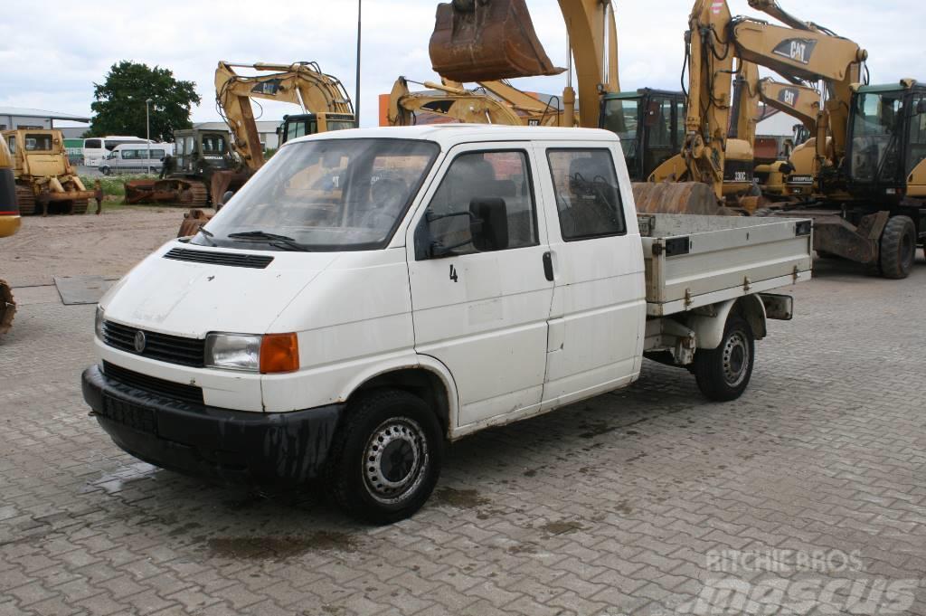 Volkswagen transporter TDI DOKA pritsche