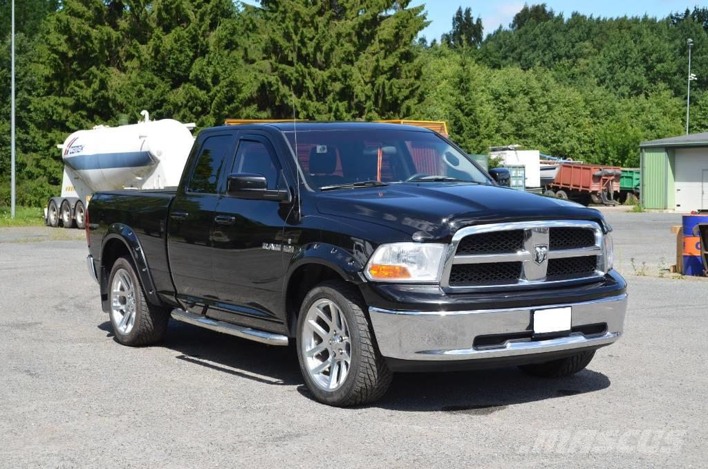 dodge ram 1500 5 7 hemi 4x4 cars price 16 768 year of manufacture 2009 mascus uk. Black Bedroom Furniture Sets. Home Design Ideas