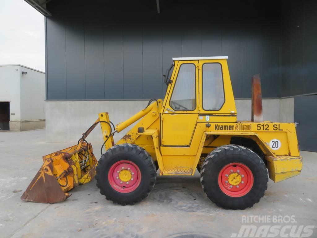 Kramer 512 SL