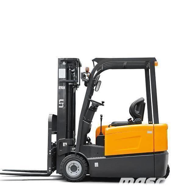 UN Forklift FB18 1.8Ton 3-Wheel Electric Forklift ZAPI