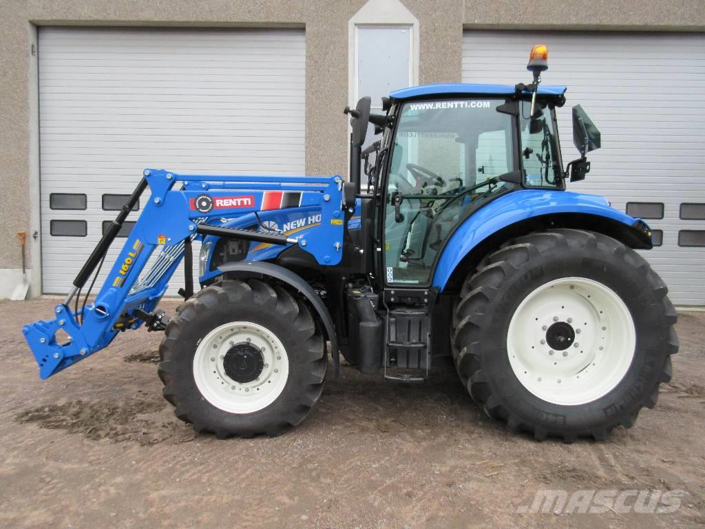 New Holland T5.115 DCPS