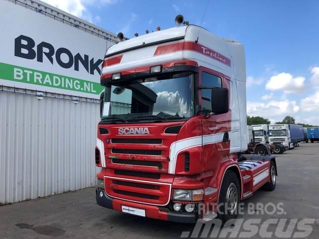 Scania R380 - Retarder - Manual - 4834