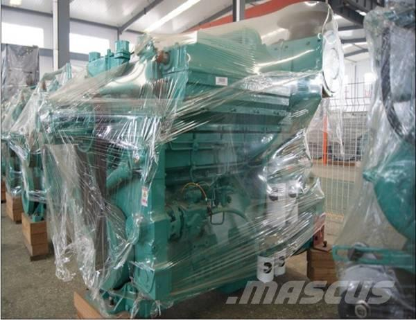 Cummins Generator engine KTA19-G4 448KW
