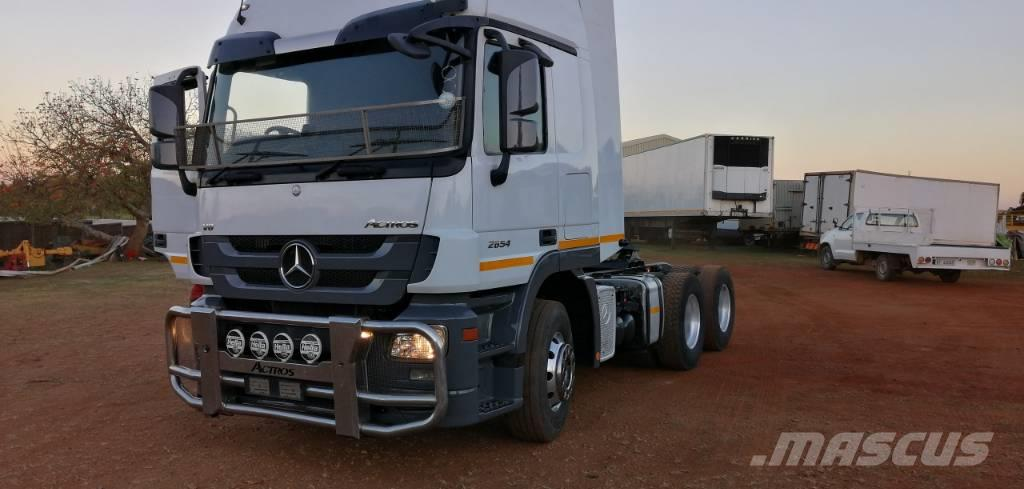 Mercedes-Benz 2654 ACTROS MP3 HIGH ROOF SLEEPER CAB-CHOICE OF 2
