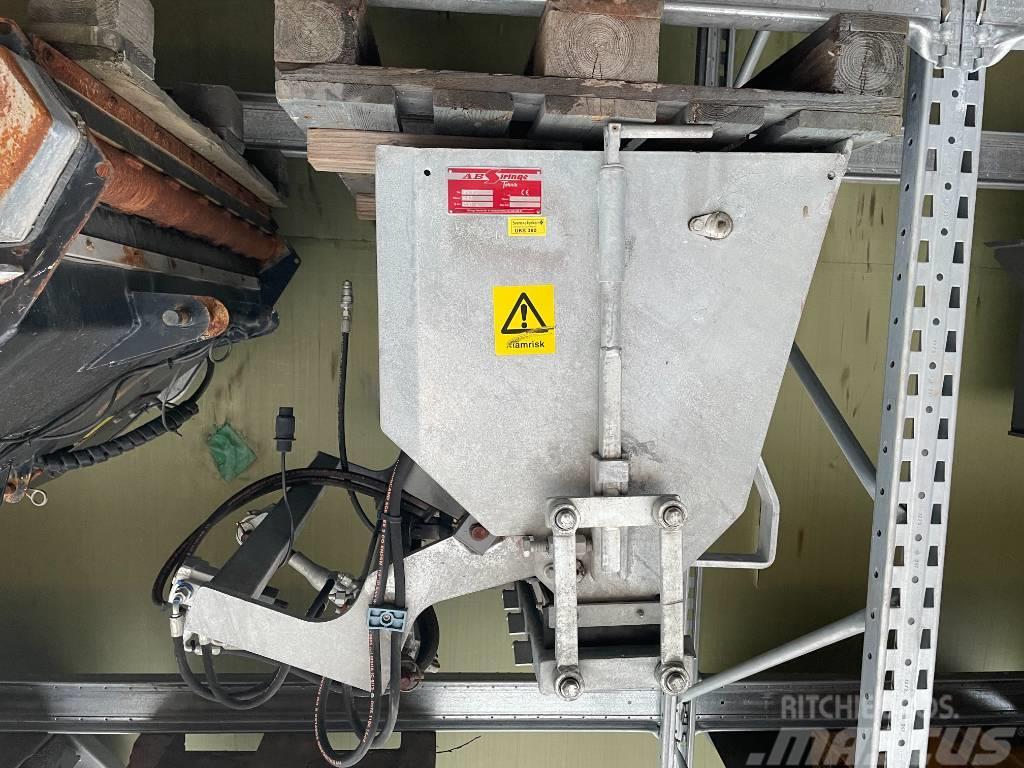 [Other] Siringe Sandspridare SP270 med traktor 3-punktsfäs