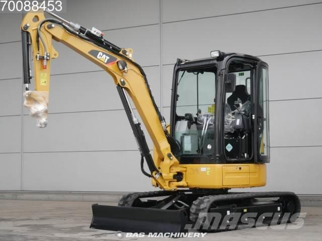 Caterpillar 303.5E Track Unused new incl 2 year factory warran