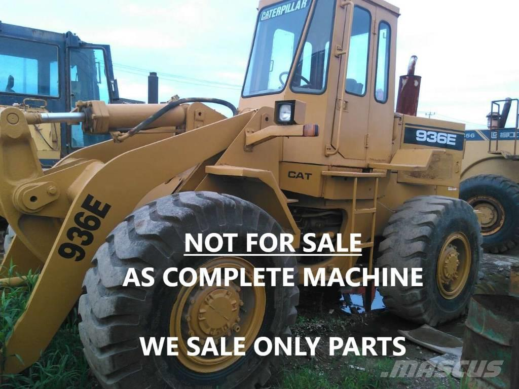 Caterpillar WHEEL LOADER 936E ONLY FOR PARTS