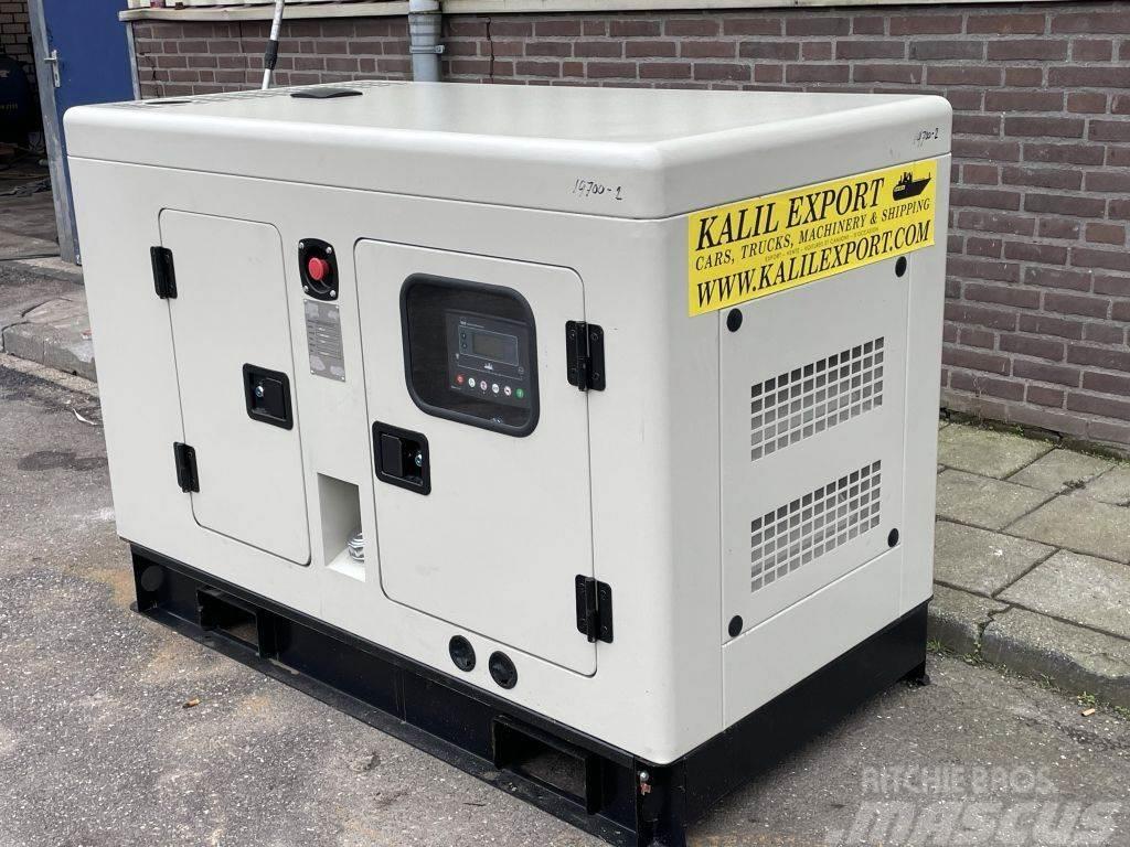 Ricardo 15 KVA Silent Generator 3 Phase or 1 Phase 50HZ NE