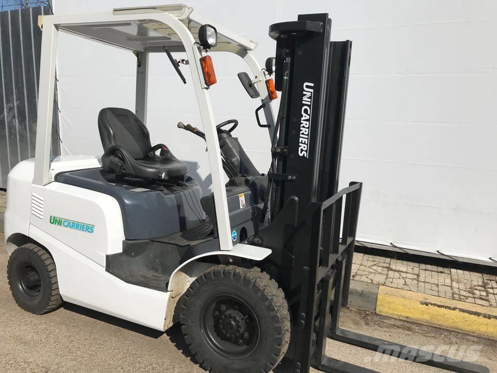 UniCarriers FD25T4 (8266)