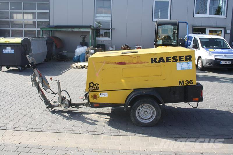 Kaeser M 36 G 13