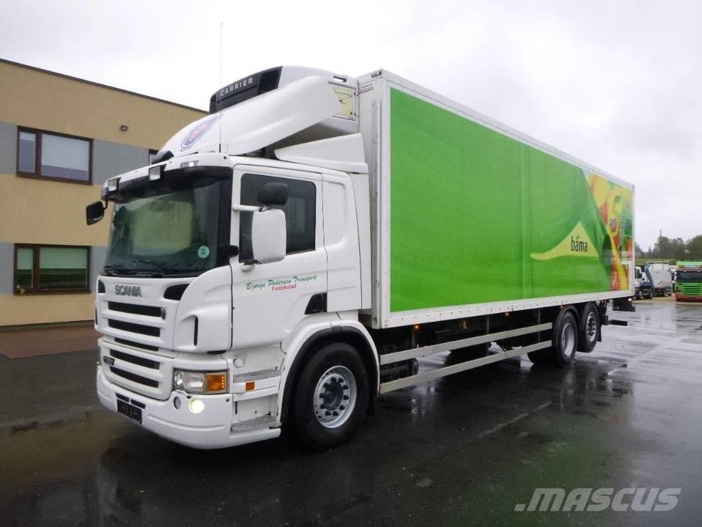 Scania P380 6x2*4+ CARRIER