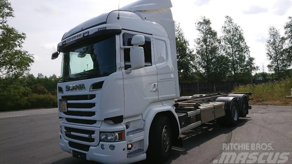 Scania R520LB6X2HNB EURO 6+RETARDER