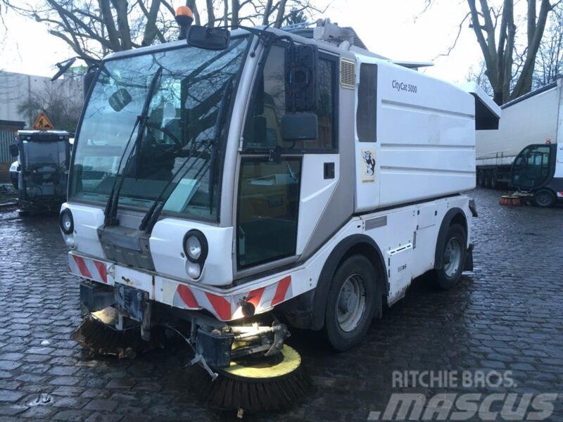 Bucher Schörling CityCat 5000 Kehrmaschine Euro5