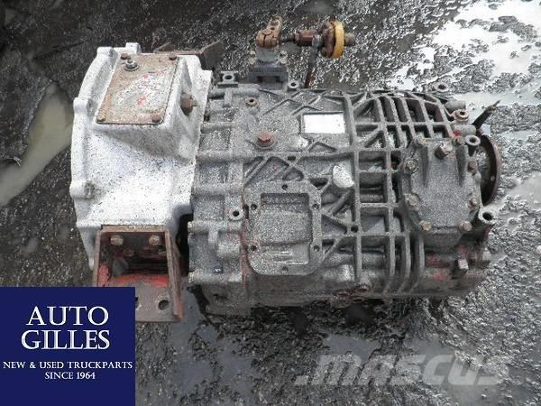 ZF Schaltgetriebe Bus S6-85 / S 6-85
