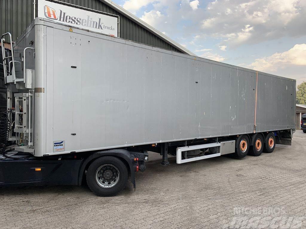 Knapen Trailers K200 92m3 Cargo Floor, SAF Discbrakes