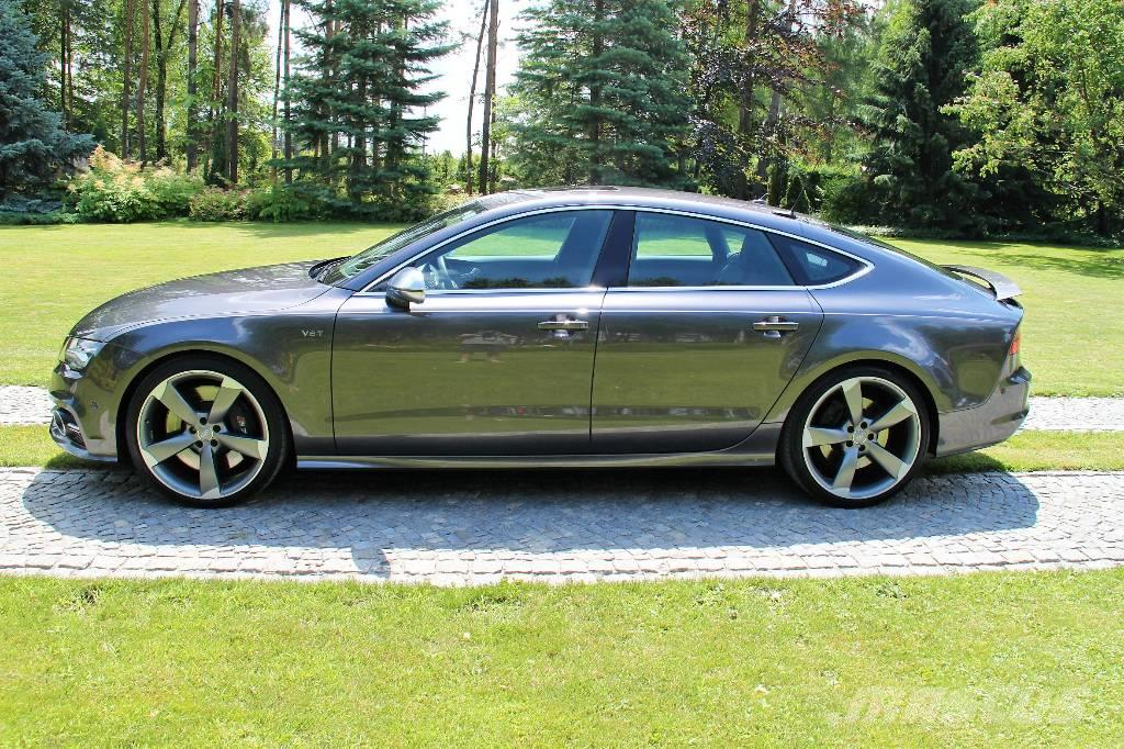 מיוחדים Used Audi S7 cars Year: 2013 Price: US$ 41,283 for sale - Mascus USA TV-77