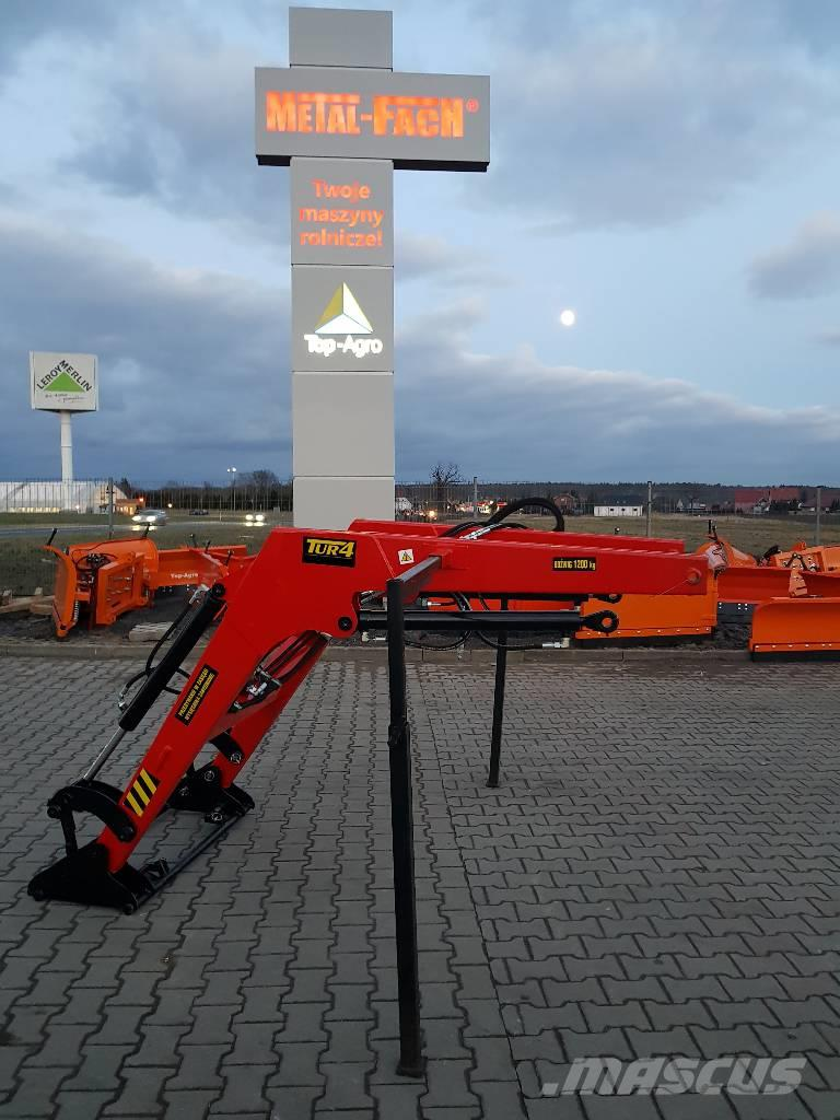 Top-Agro FRONT LOADER MTZ BELARUS