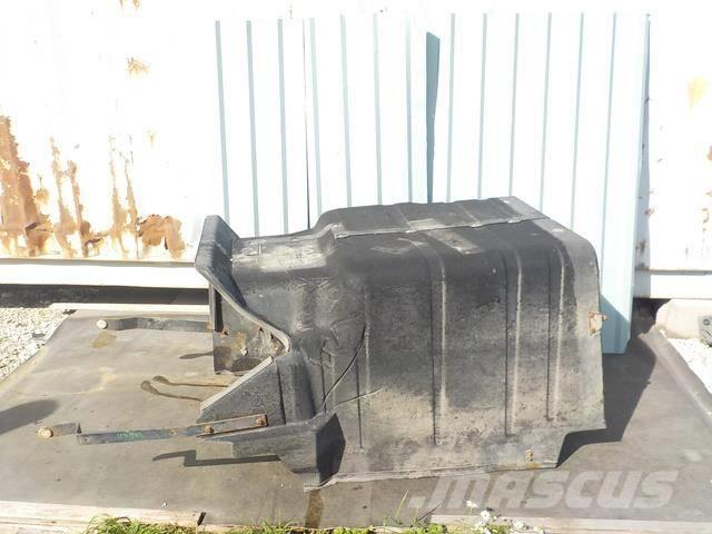 DAF XF 95 Noise insulation cover 1640840
