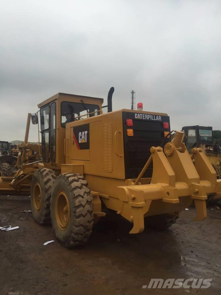 [Other] USED CAT 120 H moter grader