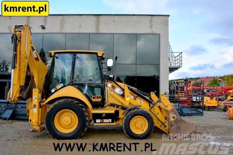 Caterpillar 432 F 428 F JCB 3CX CASE 580 590 KOMATSU WB 93