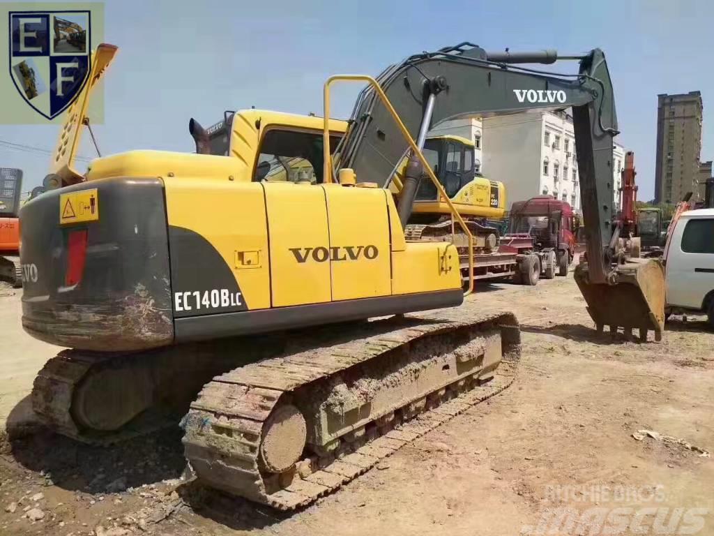 Volvo EC 140 B LC