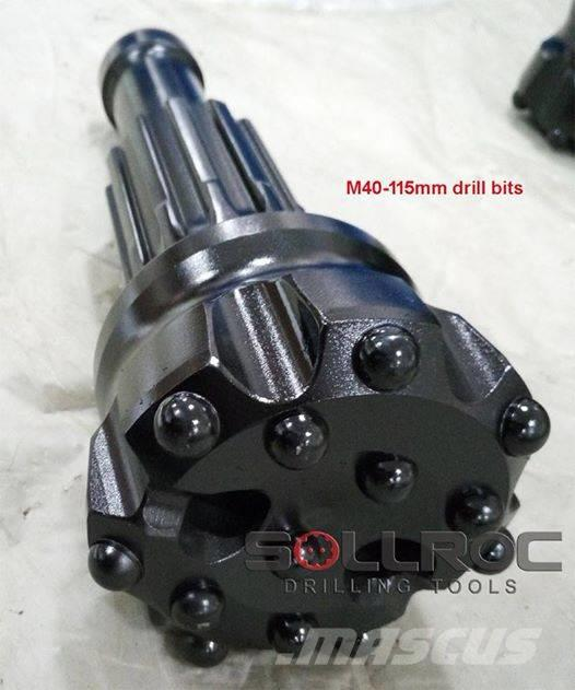 Sollroc Mission40 4'' DTH Drill Bits