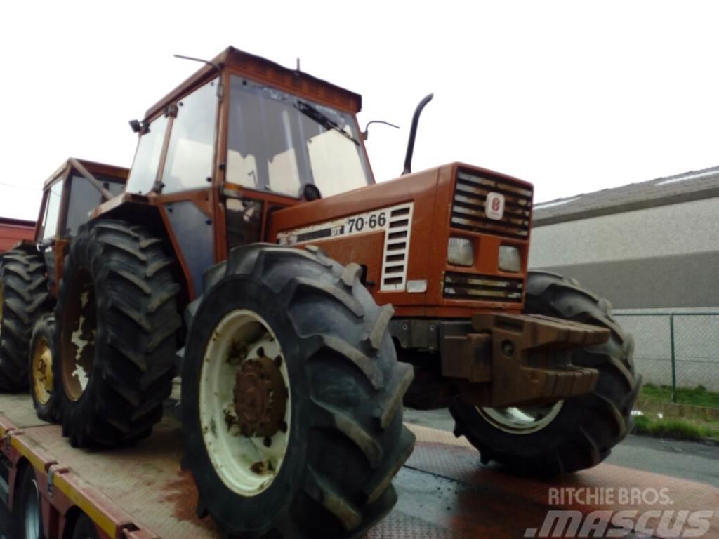 fiat 70-66 dt occasion  ann u00e9e d u0026 39 immatriculation  1989 - tracteur fiat 70-66 dt  u00e0 vendre