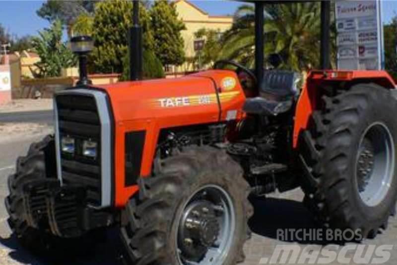 Tafe New Tafe 8502 4wd Tractors