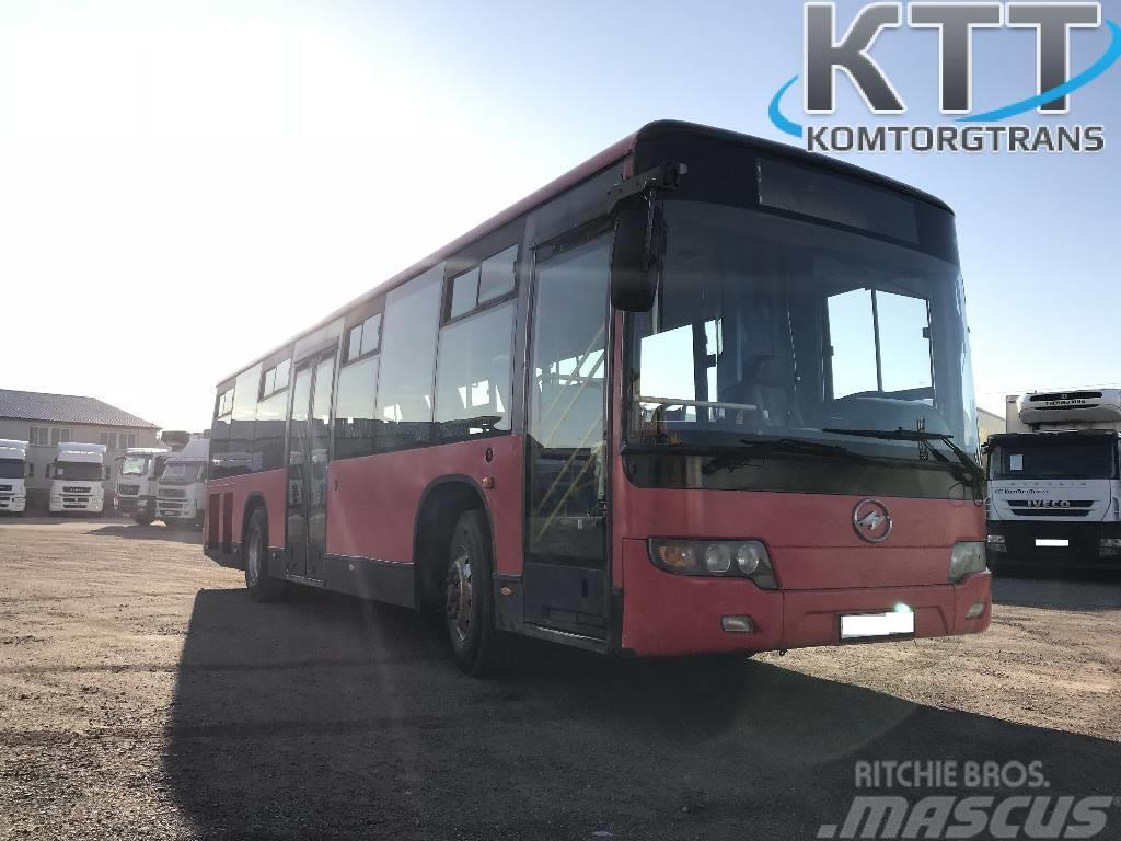 Higer KLQ 6118
