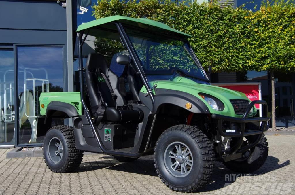 Frisian Elektro car FM 90 4x4 100% Elektrisch