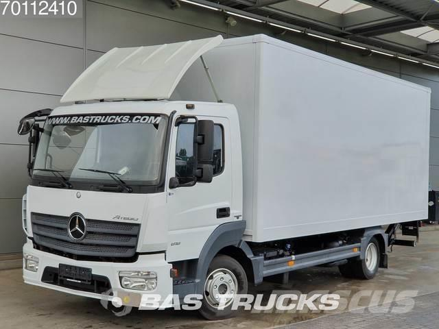Mercedes-Benz Atego 818 L 4X2 Perfect-condition! LBW Euro 6