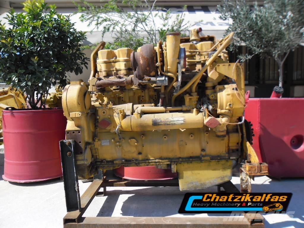 Caterpillar D 9 T C18 ENGINE FOR BULLDOZER