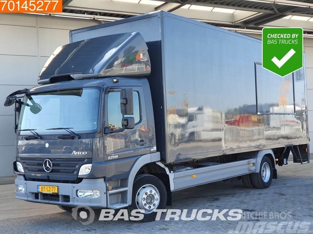 Mercedes-Benz Atego 1218 4X2 NL-Truck Ladebordwand Euro 4