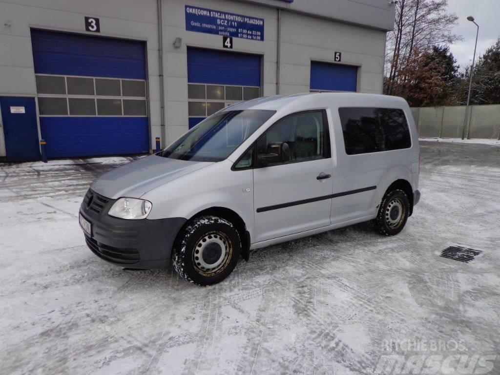 Volkswagen Caddy III 1.9 VAT 23%