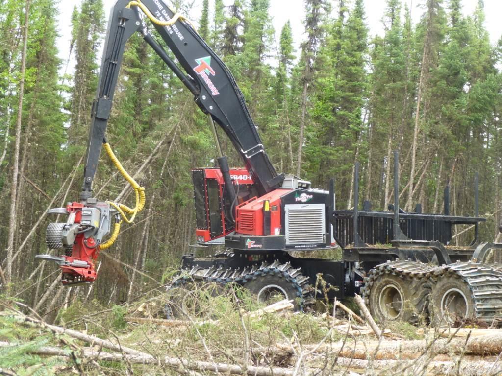 TimberPro TF840B