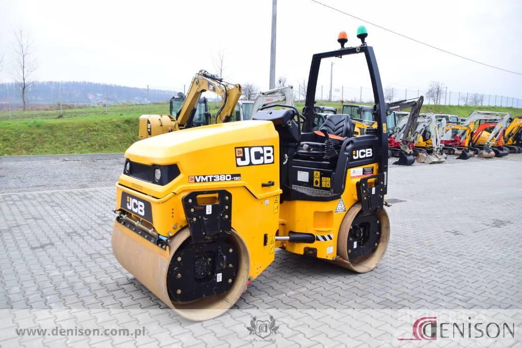 JCB Vibromax VMT 380-130 roller 4 tons