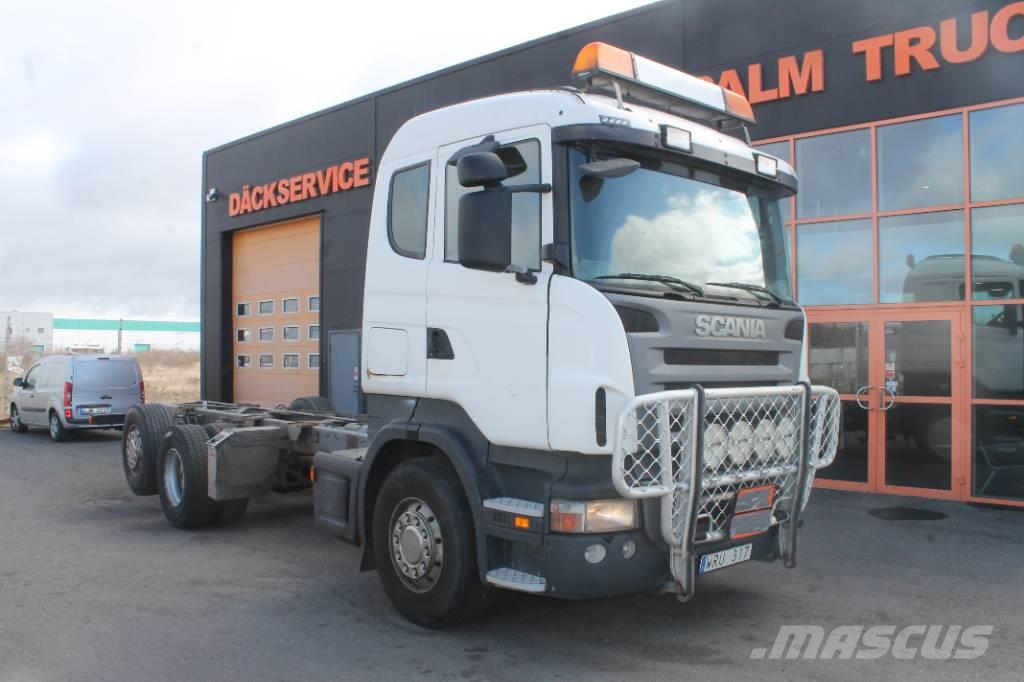 Scania R 470 LB 6X2*4 Manuell