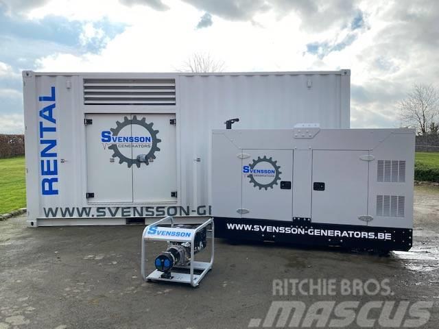 [Other] Svensson Generators 3.5 tot 2500 kVA generatoren D