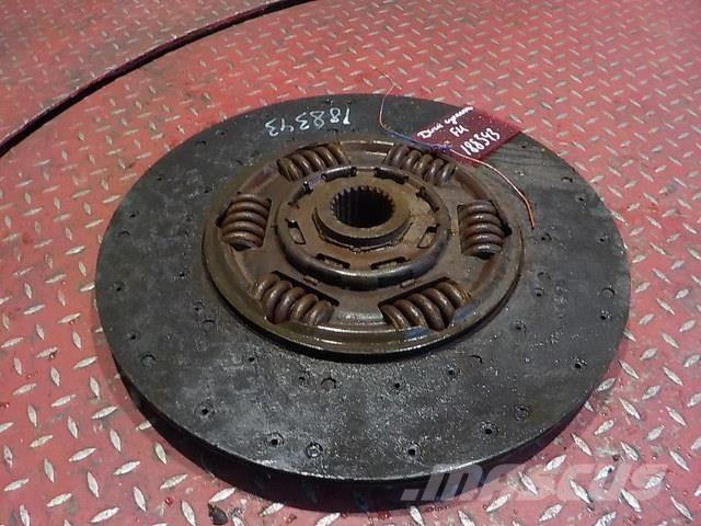 Volvo FH Clutch plate 8172803 20525015 20566389 21539802