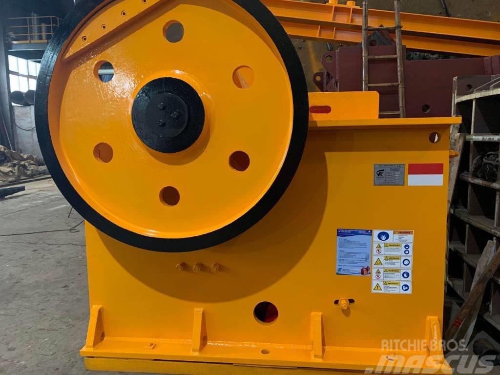 Kinglink Jaw crusher PE600*900
