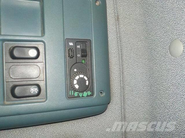 DAF XF 95 Auxiliary heater control unit 1335234