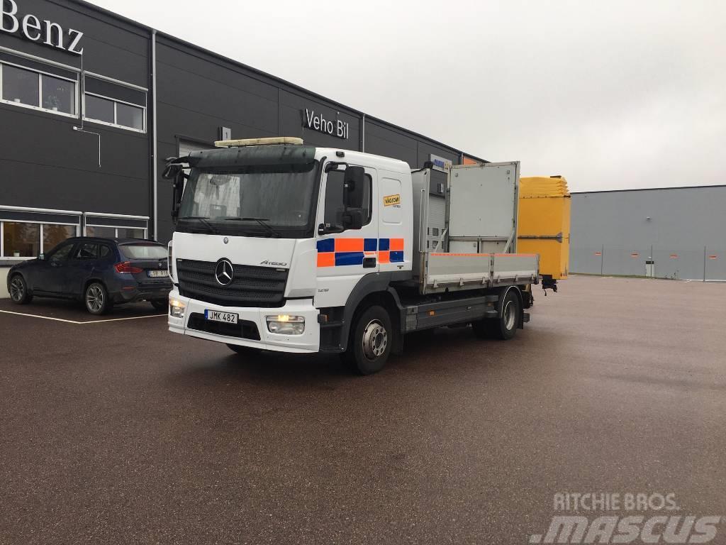 Mercedes-Benz TMA Atego 1218 L