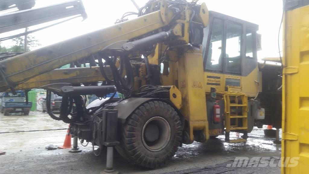 Atlas Copco ROCKET BOOMER WE3C C30