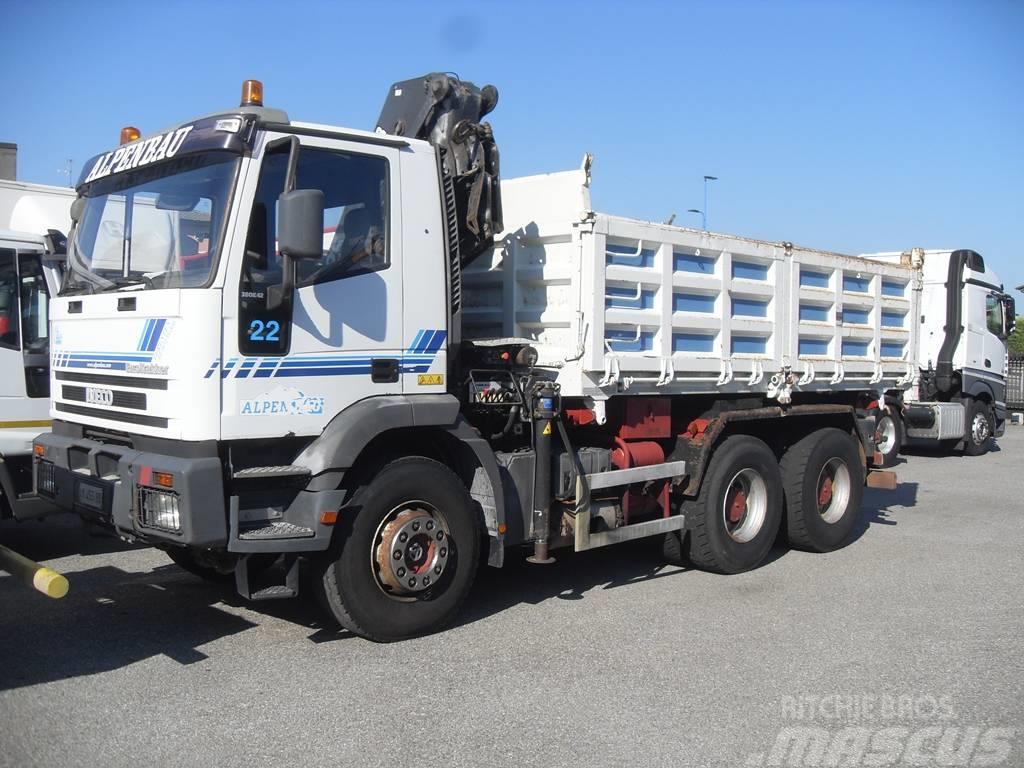 Iveco Eurotrakker 380 E 42H