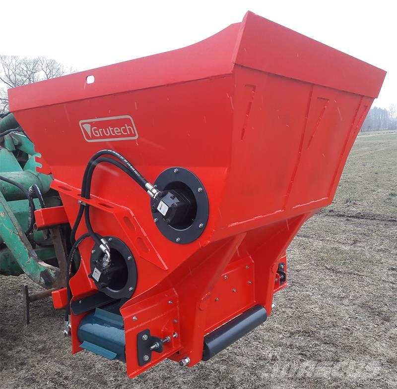 SID Streuergerät/ Bedding Bucket 1,3m