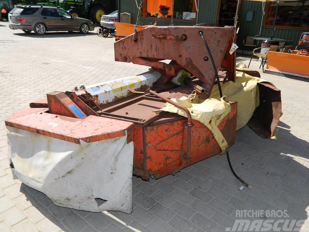 Kuhn 700F, Slåttermaskiner