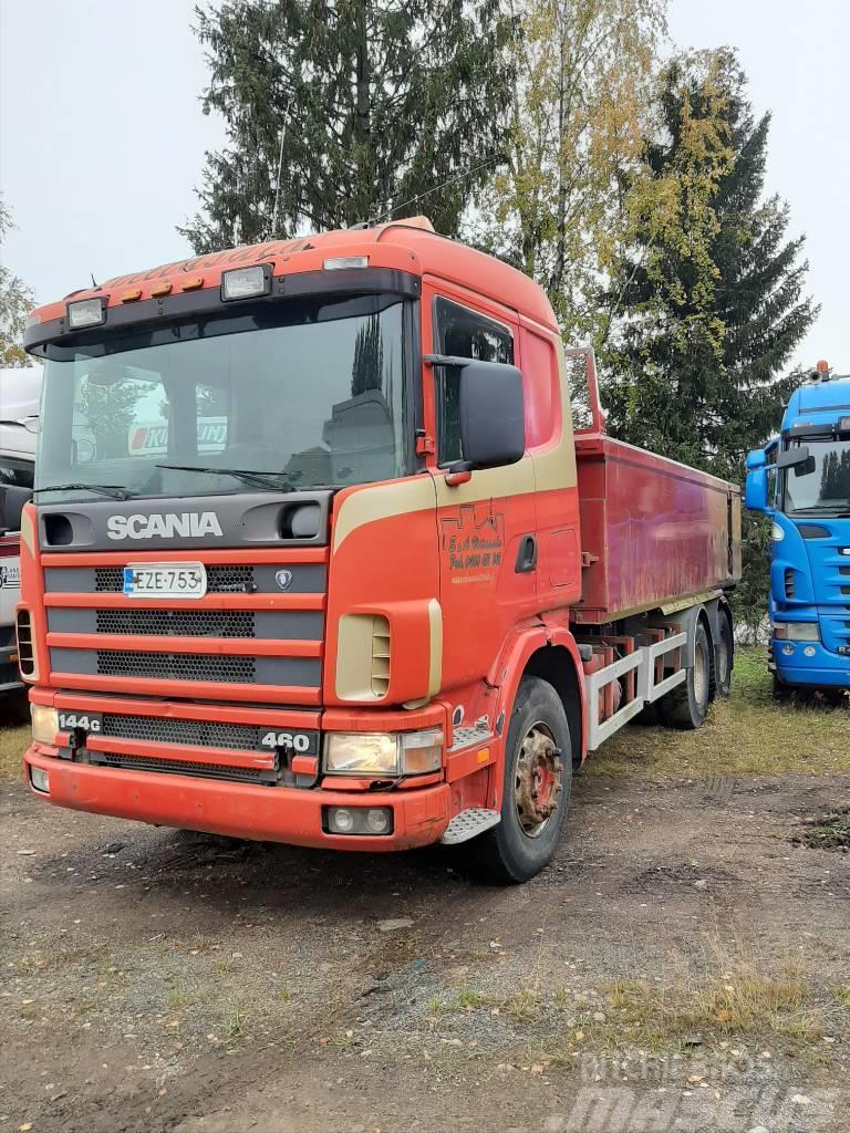 Scania R 144 GB